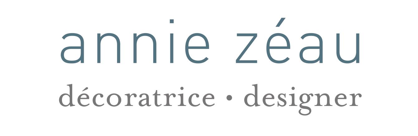 Annie Zeau • décoratrice & designer